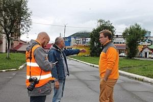 Дорожная инспекция ОНФ оценила качество дорог в Петропавловске-Камчатском