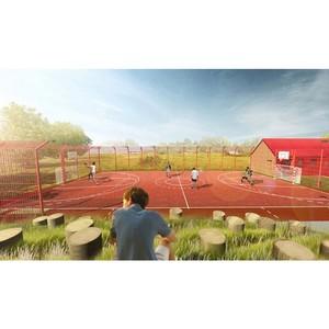 Выпускница РУДН ищет деньги на строительство спортплощадки для родного Детского Дома