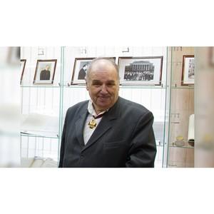 Станислав Набойченко получил знак «За заслуги перед Свердловской областью» II степени