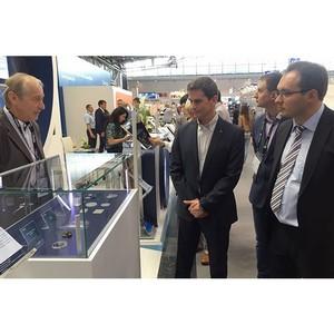 «Швабе» представил оптику для лазеров официальным делегациям в Мюнхене