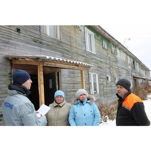 Эксперты ОНФ в Коми контролируют устранение нарушений при переселении людей из аварийного жилья