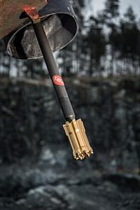 Новая серия буровых штанг +Range от Sandvik Construction: работает на 30% дольше