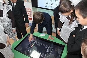 Интерактивное оборудование «EliteBoard» для образования на Фестивале в Башкортостане
