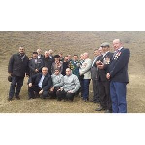 Активисты ОНФ приняли участие в мероприятиях ко Дню памяти воинов интернационалистов в Новолаке