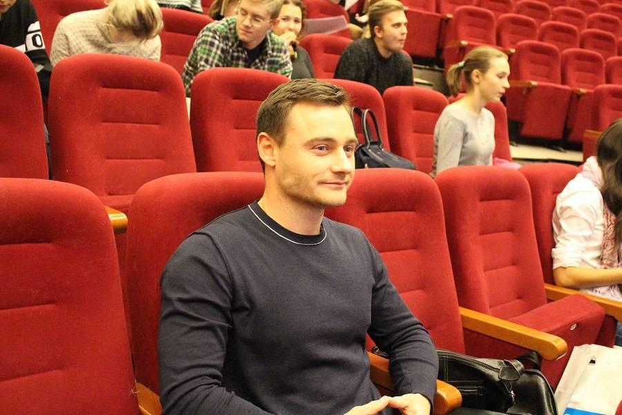 Технический директор ККЗМ побывал на игре молодых архитекторов