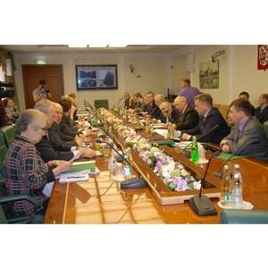 19 ма¤ в —овете 'едерации пройдет круглый стол о сохранении древесной растительности в –оссии
