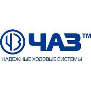 Владельцем юбилейной гусеницы бренда ЧАЗ ТМ для трактора ДТ-75 стала СХА «Ведуга»