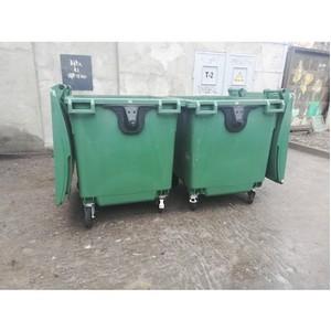 јктивисты ќЌ' добились установки мусорных баков во дворах трех районов ¬олгограда