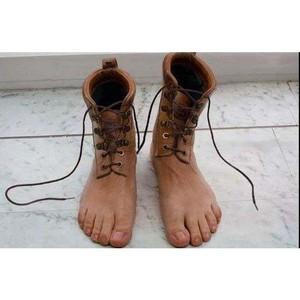 Обувь будущего.