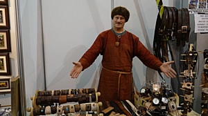 XII выставка–ярмарка народных мастеров и художников России «Жар-Птица–2017»