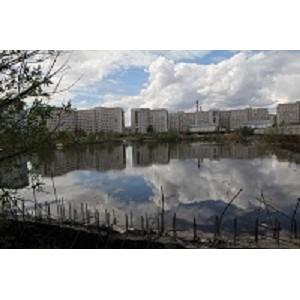 Активисты ОНФ в Югре предлагают превратить опасный объект в центре Сургута в место отдыха