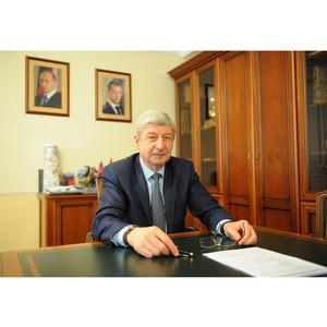 Сергей Лёвкин: В будущем реновация должна происходить за счет технологической перезагрузки