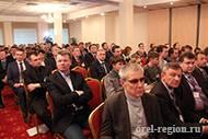 Резиденты кластера ГЛОНАСС приняли участие в конференции Инфофорум-Орел