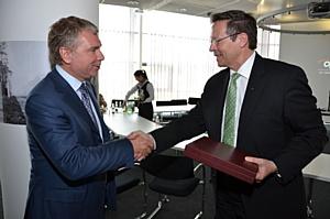 Москва-Бавария: экономические субъекты-лидеры России и Германии движутся в будущее с оптимизмом