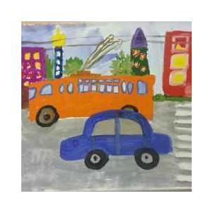 В парке «Зарядье» наградили победителей конкурса детского рисунка