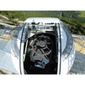 «Швабе» поставил астрономические зеркала для телескопа Мюнхенского университета