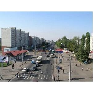 Реконструкция проспекта Победы в г. Липецке