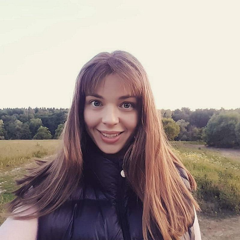 Художник и координатор проекта RussianArtPark Елизавета Витухина: «Мы даём возможность творить!»