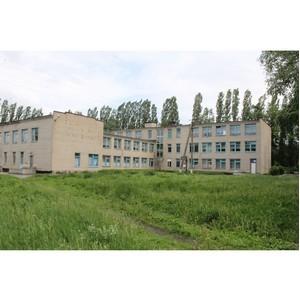 Воронежские активисты ОНФ оценили состояние сельской школы