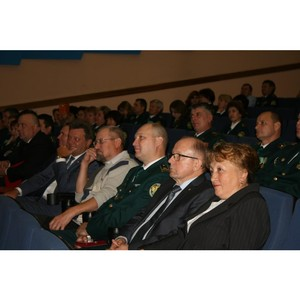 Томская таможня отметила профессиональный праздник и юбилей службы