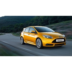 �������� ������ 2012: Ford Focus ST � ���������� �������������� Ford�!