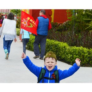 В День Победы все гости Сочи Парка споют «Катюшу»