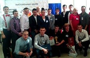 В Волгограде состоялся городской конкурс «Лучший бармен Волгограда-2014»