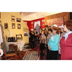 Активисты ОНФ в Амурской области побывали в краеведческом музее имени Новикова-Даурского