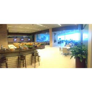 Бренд «Ёлки-Палки» накормит пассажиров бизнес-зала British Airways аэропорта Домодедово