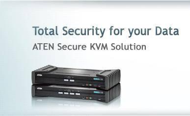 Aten выпускает 18 Secure KVM Switches, сертифицированых NIAP, защита PSS PP v3.0