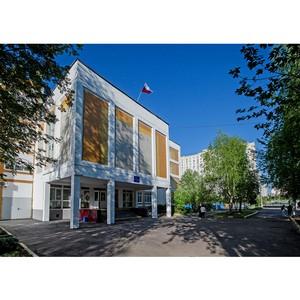 Детсад и школа: в Свиблове построили образовательный комплекс