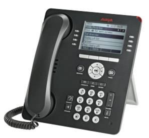 Телефоны Avaya  9500 идеальны для смешанных цифровых и IP коммуникаций для  SMB