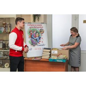 Более 1000 книг для библиотек Гагинского района от нижегородского вуза