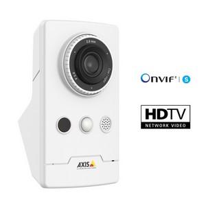 Новая многофункциональная Wi-Fi-камера марки AXIS для объектов малого бизнеса