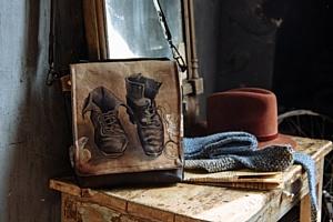 Мужские сумки Ante Kovac для творческих личностей