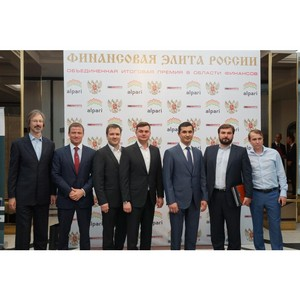 Члены СРО НП «МиР» удостоились премии «Финансовая элита России»