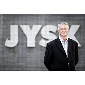 Посол Украины в Дании посетил головной офис компании JYSK
