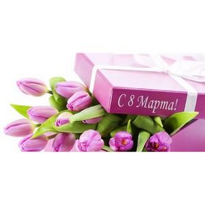 Варианты подарков женщинам на 8 марта