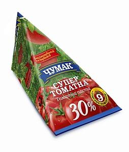 В магазинах Украины появилась «Супертоматная» паста «Чумак» в упаковке Tetra Classic Aseptic