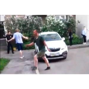 Зеленоградские полицейские задержали подозреваемых в умышленном причинении тяжкого вреда здоровью