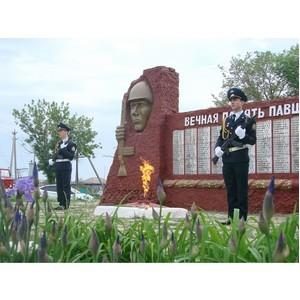 Активисты ОНФ проверили работу и состояние мемориалов «Вечный огонь» в Волгоградской области