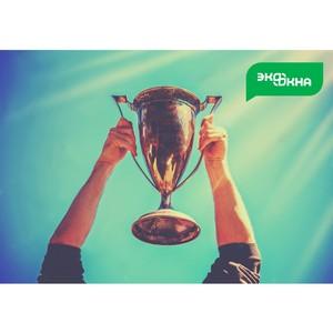 Компания Экоокна – лидер рейтинга О.К.Н.А. Маркетинг