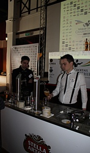 В Саранске выбрали лучших барменов Приволжского федерального округа