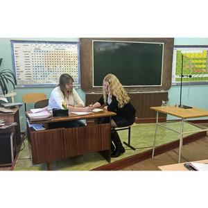Волгоградских студентов по профессии лаборант-эколог продолжают обучать практики