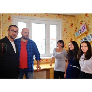 Окна «Фаворит Спэйс» от Deceuninck в программе «Ремонт по-честному»
