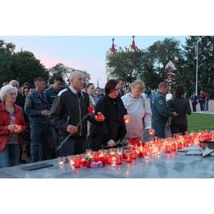 В День памяти и скорби активисты ОНФ в Амурской области присоединились к акции «Поверка павших»