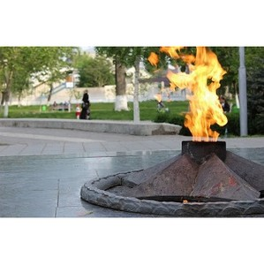 К 71 годовщине Дня Победы ОНФ в Дагестане мониторит функционирование мемориалов «Вечный огонь»