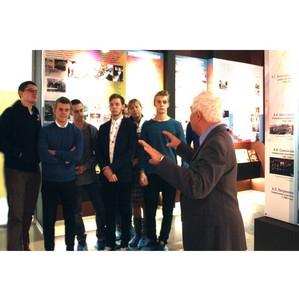 «Швабе» организовал экскурсию по Лыткаринскому заводу оптического стекла
