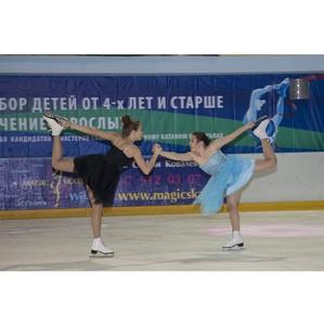 В Екатеринбурге прошла IX Зимняя Знаменка