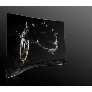 LG в сотрудничестве со Swarovski создали OLED телевизор премиального уровня